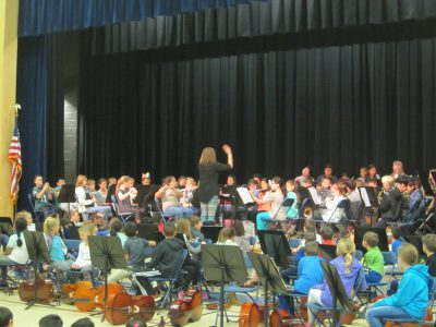 Orchestra and band