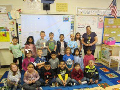 1st grade winning class