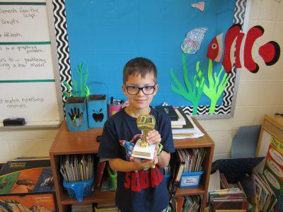 2nd grade winner