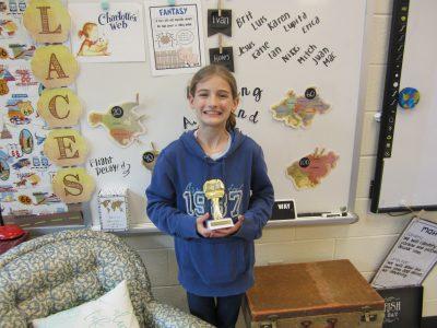4th grade winner