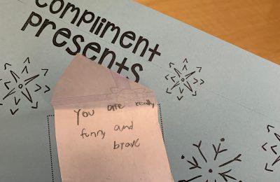 compliments paper